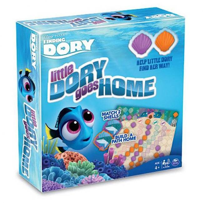 Finding Dory Little Dory Goes Home Game - 6035365-T