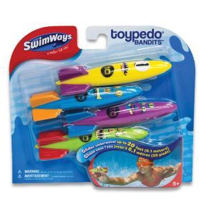 Swimways Toypedo Bandits - 6038065-T