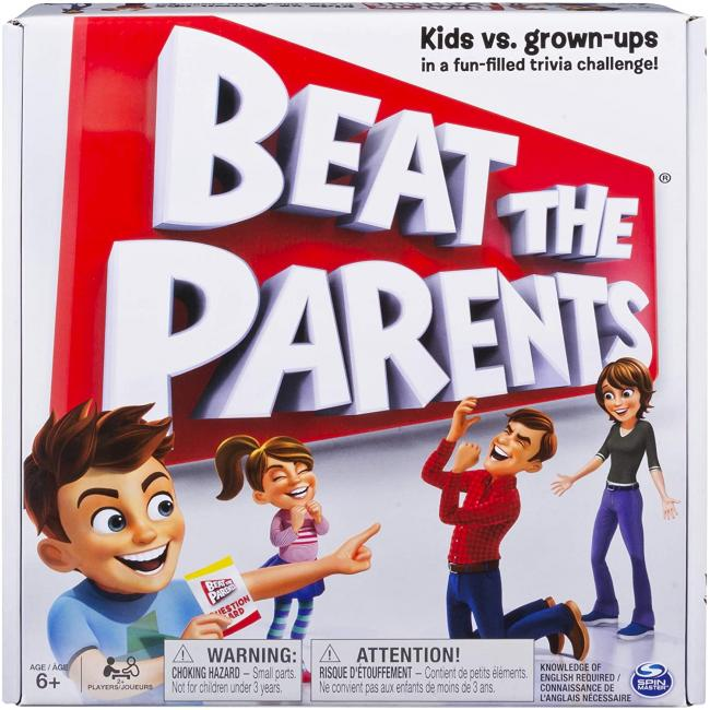 Spin Master Games - Beat The Parents - 6038148-T