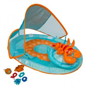 Swimways Baby Spring Float with Canopy Assortment - 6038626-T