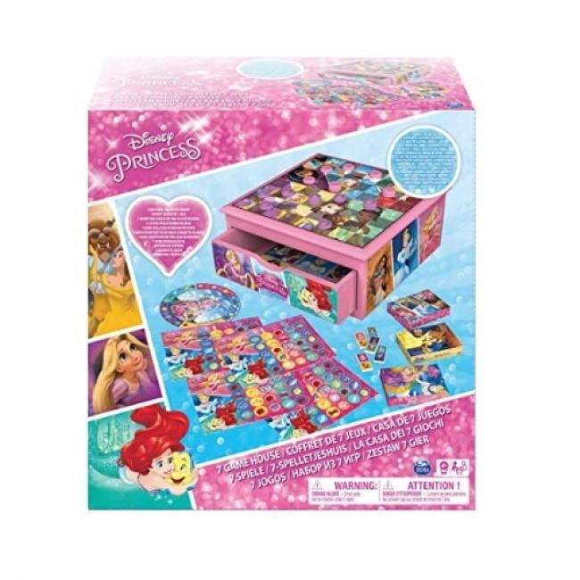 Spin Master Disney Princess House Games - 6039201-T
