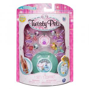Twisty Pets Twin Babies Four-Pack Assorted - 6044224-T
