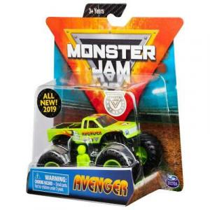 Monster Jam 1:64 Scale Truck Assorted - 6044941-T