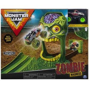 Monster Jam 1:64 Basic Stunt Playset Assorted - 6045029-T