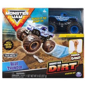 Monster Jam Kinetic Dirt Starter Set - 6045198-T