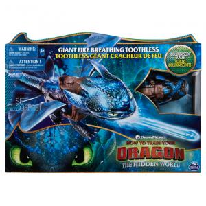 DreamWorks Dragons Giant Fire Breathing Toothless - 6045436-T