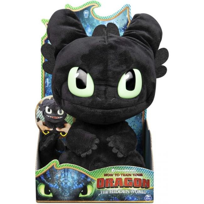 Dragons Squeeze & Roar Toothless - 6052479-T
