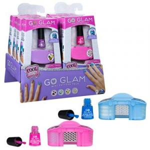 Cool Maker Go Glam Nails Fashion Pack Mini Assorted - 6052633-T