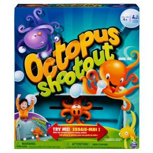 Octopus Shootout Game - 6053641-T