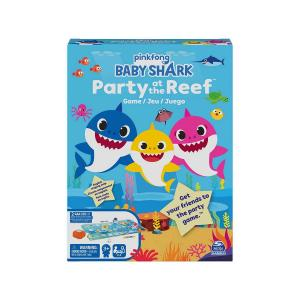 Baby Shark Party at the Reef Game - 6059631-T