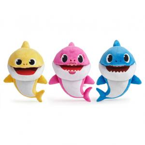 Pinkfong Baby Shark Song Puppet with Tempo Control - 61080-T