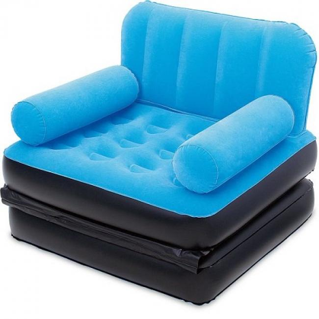 Bestway Air Couch Inflatable Chair, Blue - 67277-BL