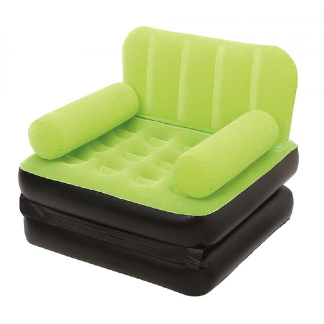 Bestway Air Couch Inflatable Chair, Green - 67277-G