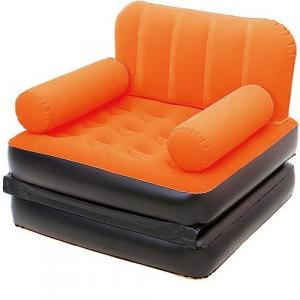 Bestway Air Couch Inflatable Chair, Orange - 67277-O