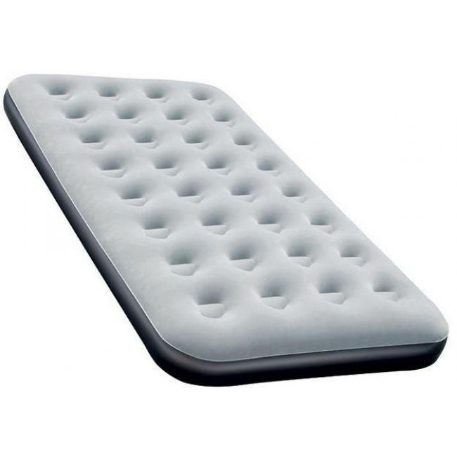 Bestway Inflatable Air Mattress for Camping, Grey - 67407