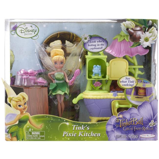 Disney Fairies Exclusive 4.5 Inch Doll Assorted  - 68848-T