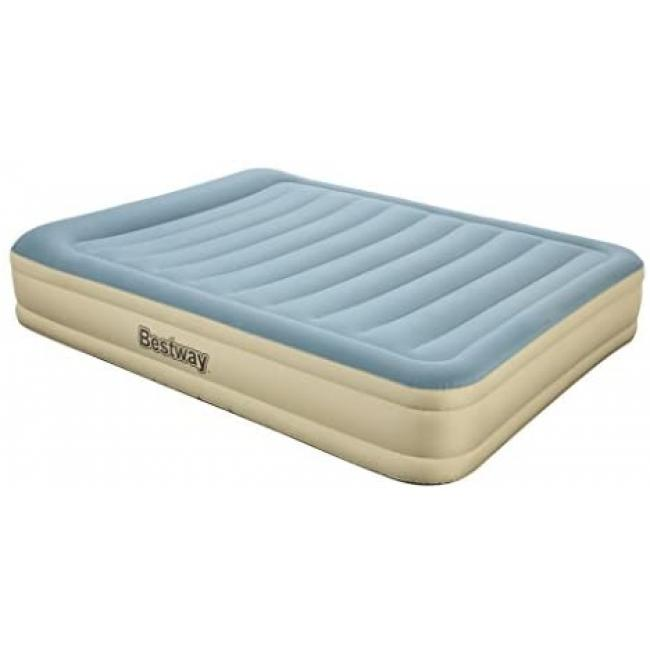 Bestway Essence Fortech Airbed with Built-in AC pump - 69007
