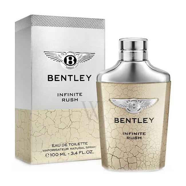 Bentley Infinite Rush, Eau de Toilette for Men - 100ml