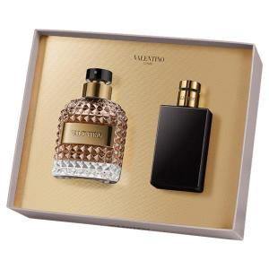 Valentino Uomo Set Eau de Toilette Spray 100 ml and After Shave 100ml - for Men