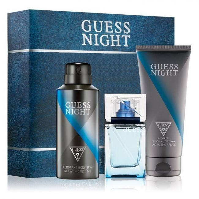 Guess Night Gift Set For Men