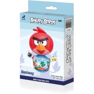 Bestway Angry Birds Mini Punching Bag - 96112