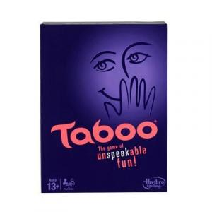 Hasbro Taboo Board Game - A4626