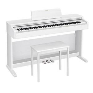 Casio Digital Piano, White Wood - AP-270WEC2