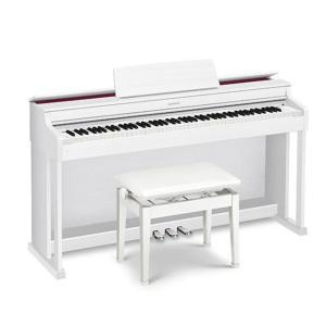 Casio Cleviano Digital Piano, White - AP-470WEC2