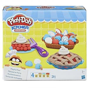 Hasbro Play-Doh Playful Pies - B3398