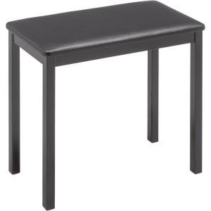 Casio Piano Bench Padded Seat, Black - CB-7BK