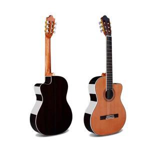 Smiger 39Inch Ele Classic Guitar - CG-420-39
