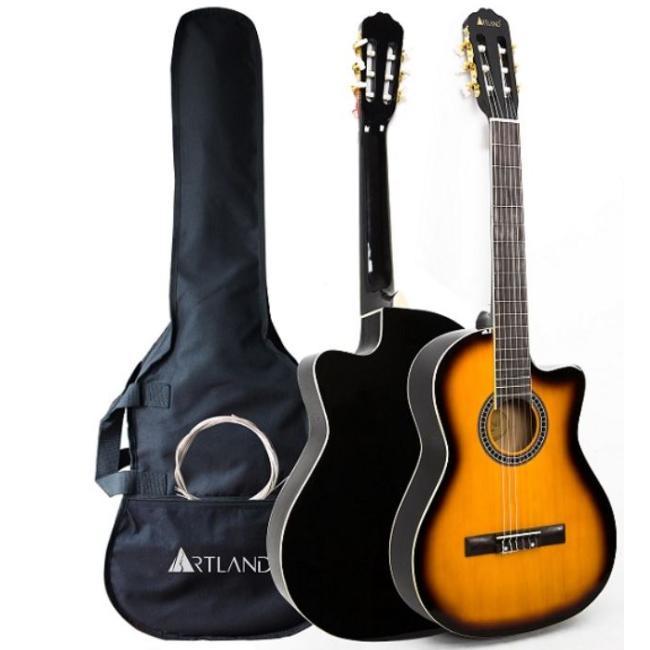 Artland Classic Guitar 39inch With Bag & Strings – CG960