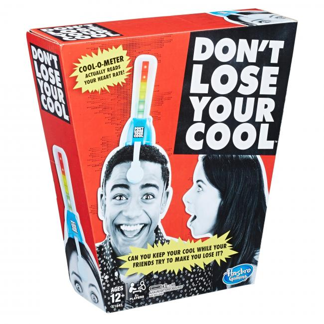 Hasbro Don't Lose Your Cool Game - E1845