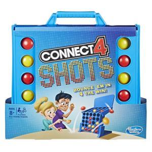 Hasbro Connect 4 Shots Game - E3578