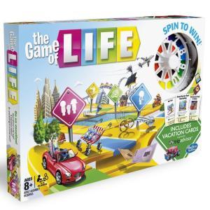 Hasbro The Game of Life: TripAdvisor Edition - E4304