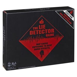 Hasbro The Lie Detector Game - E4641