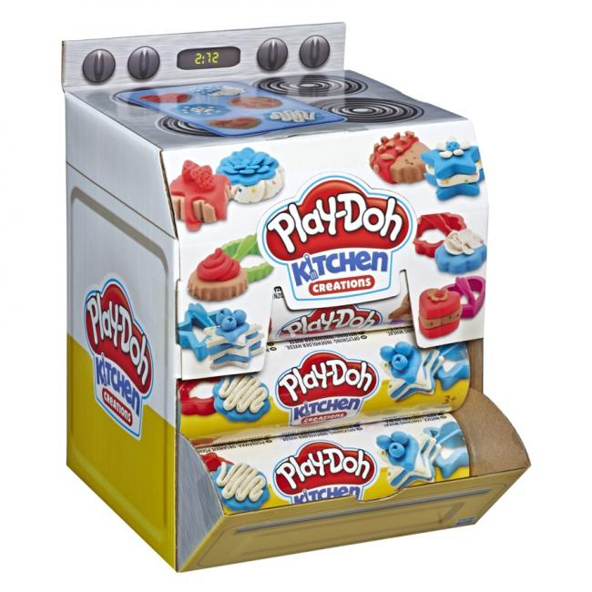 Hasbro Play-Doh Kitchen Cookie Canister - E5100