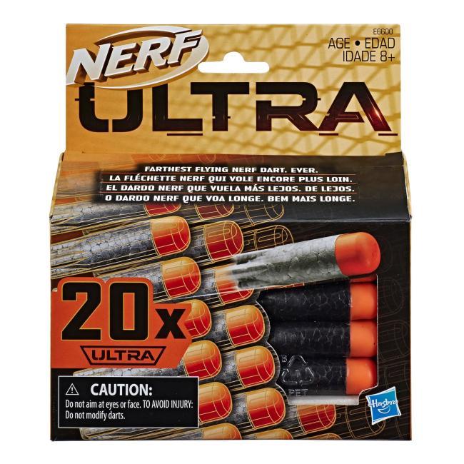 Hasbro Nerf Ultra One 20-dart Refill Pack - E6600