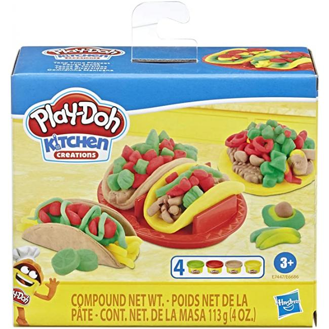 Hasbro Play-Doh Foodie Favorites, Assorted - E6686