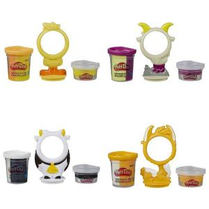 Hasbro Play-Doh Animal Crew Can Pals, Assorted - E6722
