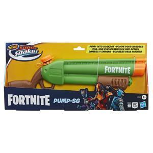 Hasbro Nerf Super Soaker Fortnite Pump-SG Water Blaster - E7647