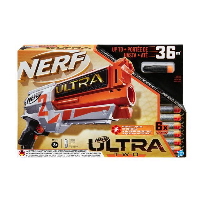 Hasbro Nerf Ultra Two Motorized Blaster - E7921