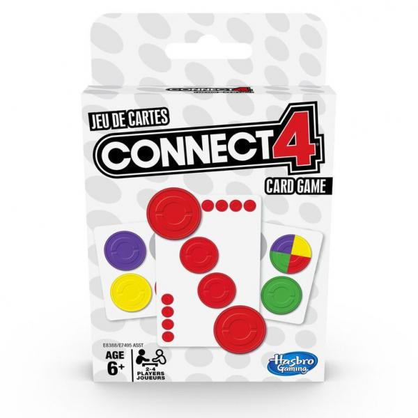 Hasbro Classic Card Games Connect 4 - E8388