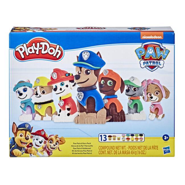 Hasbro Play-Doh PAW Patrol Hero Pack Set 2 - E9097