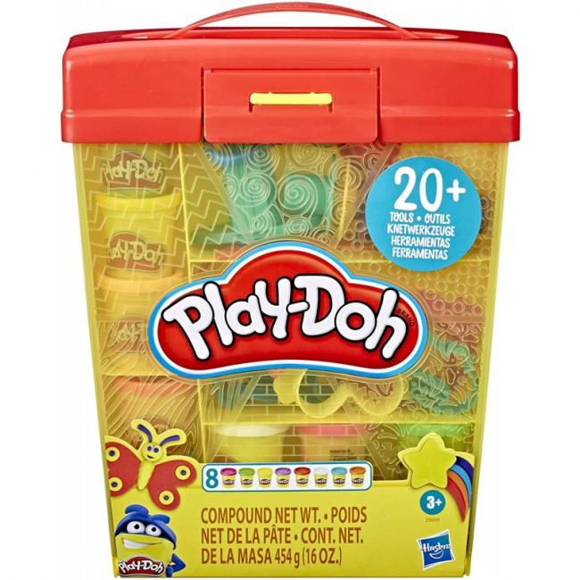 Hasbro Play-Doh Large Tools And Storage - E9099