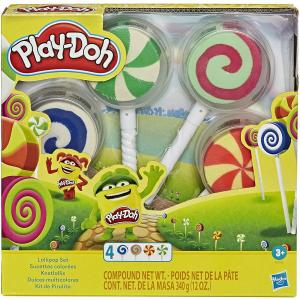 Hasbro Play-Doh Lollipop 4-Pack - E9193