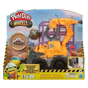 Hasbro Play-Doh Wheels Front Loader Toy Truck - E9226