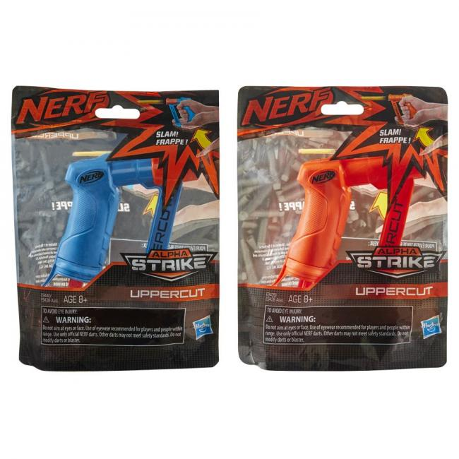 Hasbro Nerf Alpha Strike Uppercut Blaster, Assorted
