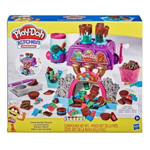 Hasbro Play-Doh Kitchen Creations Candy Delight Playset - E9844