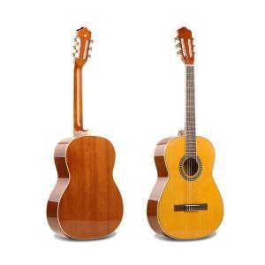 Grape 39Inch Classical Guitar, Natural - EC-310-39-N